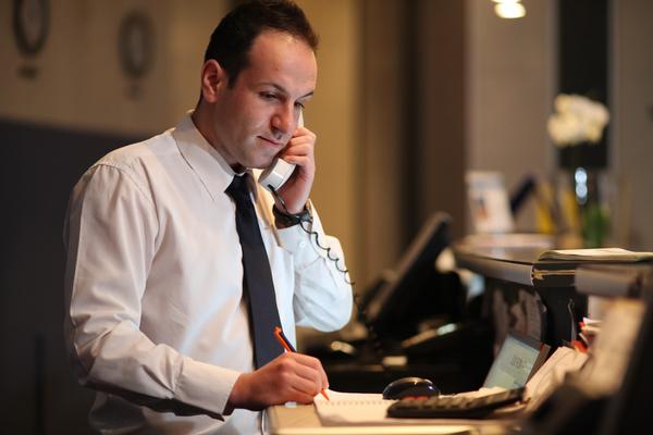 Hôtel et service de conciergerie : faites le point sur votre TVA !