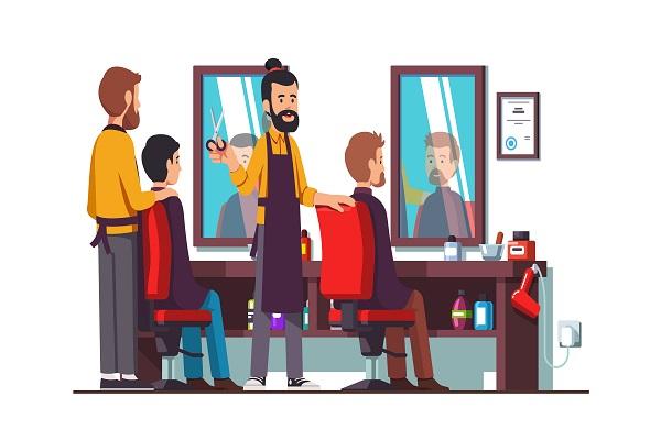 Salons de coiffure : moins d'apprentis en 2021-2022 ?